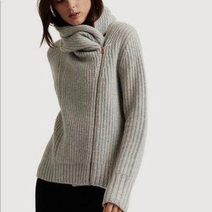 KIT AND ACE Keton Wrap cashmere Cardigan sweater
